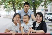 第一届潜江市文明家庭:文艳家庭
