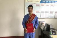 """潜江好人丨章晋刚:永葆一颗""""工匠心"""""""