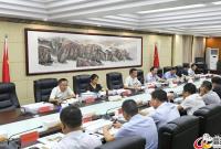 吴祖云在熊口特色小镇规划汇报专题会上强调加快推进熊口特色小镇建设