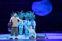 花鼓戏的盛会 老百姓的节日 第三届湖北省花鼓戏艺术节在潜开幕