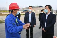 吴祖云:解决企业实际困难,增强企业发展信心